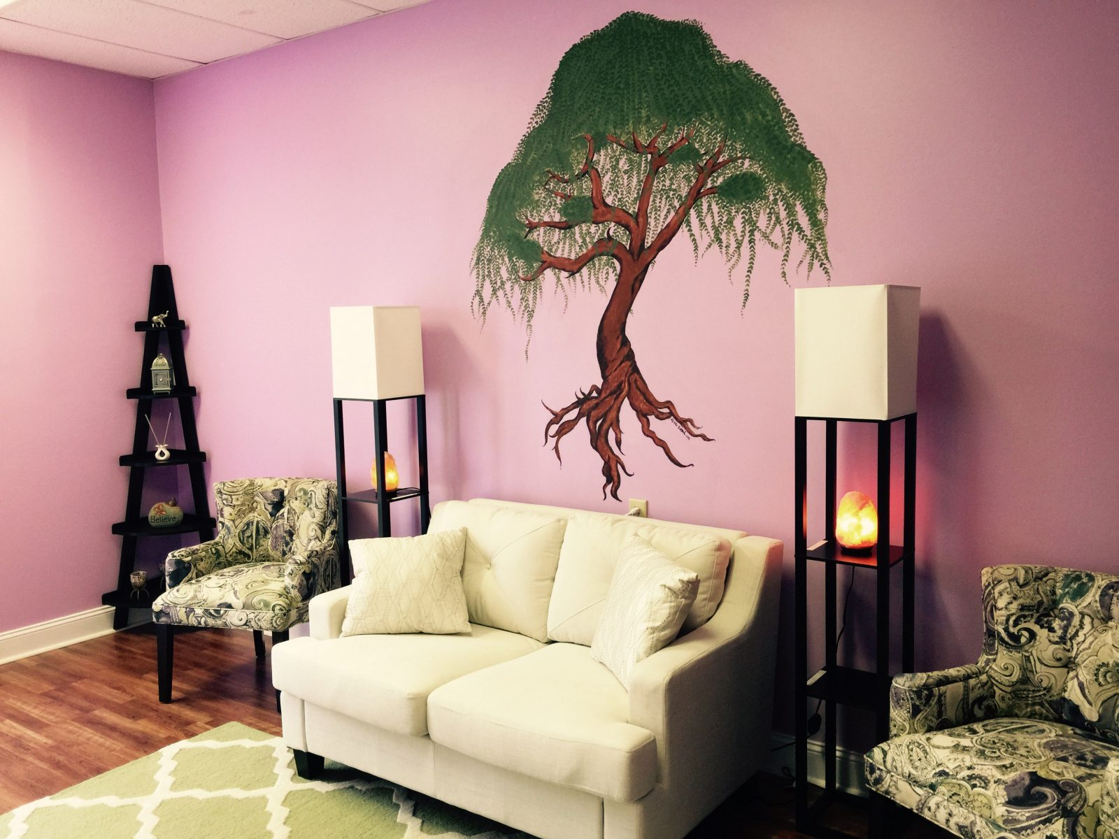 Welcome to Our New Healing Space in Asheville!
