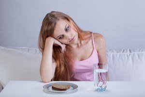 Help someone with an eating disorder