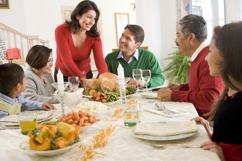 Addiction and Eating Disorder Help for Families this Holiday