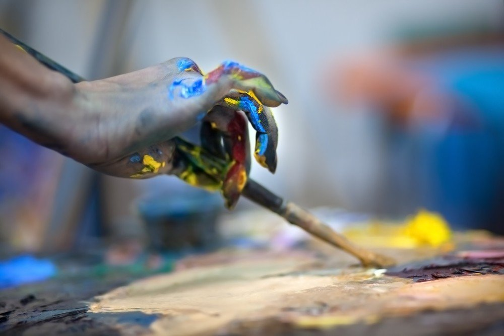 Treating Eating Disorders and Substance Misuse With Art Therapy