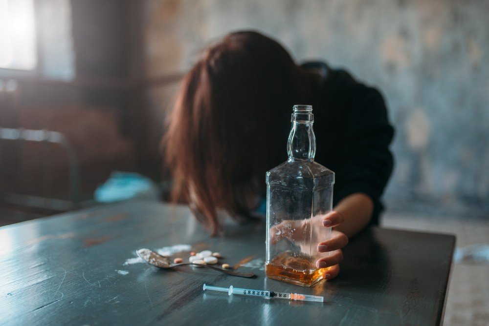 Drug and Alcohol Dependence: Think You Have a Substance Problem?