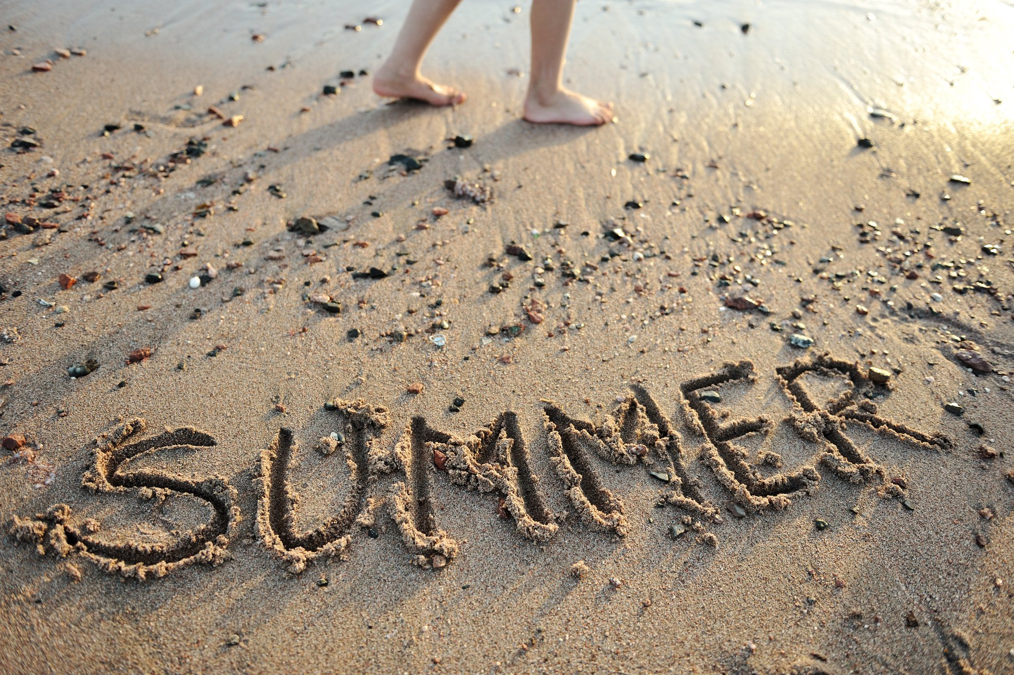 Choosing Summertime for Outpatient Eating Disorder Treatment