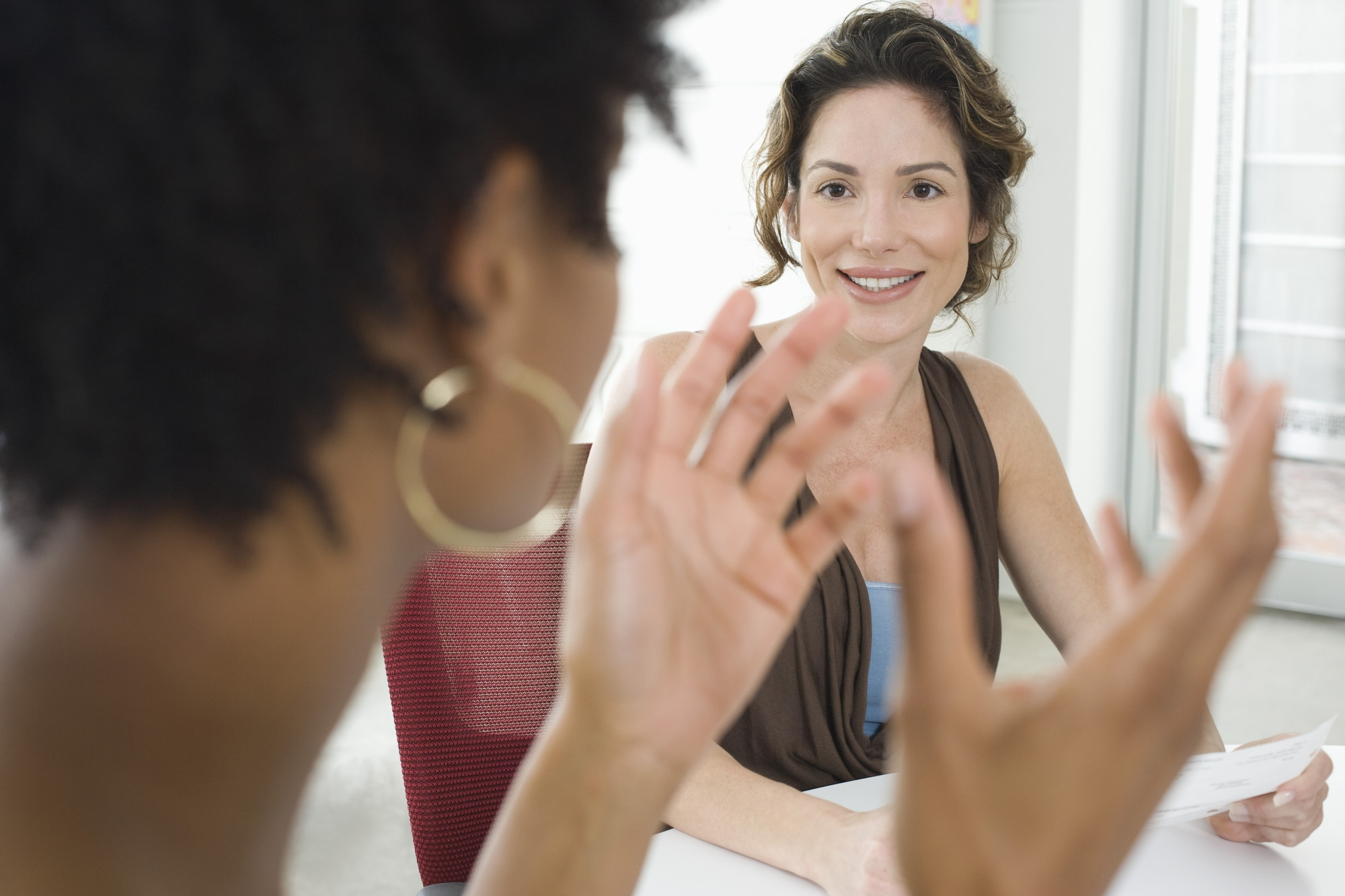 Working on Yourself: How to Be a Better Listener | Willow Place